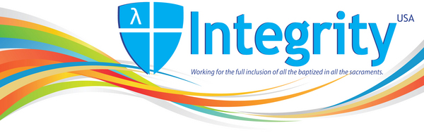 Integrity logo with colors